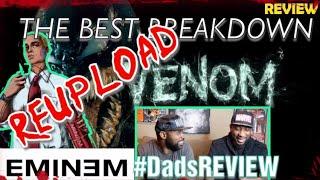 Video DADS REVIEW   VENOM MUSIC VIDEO (REUPLOAD) x EMINEM   IS SLIM SHADY VENOM ??   REVIEW MP3, 3GP, MP4, WEBM, AVI, FLV November 2018