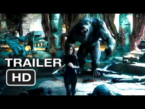 Underworld Awakening Official Trailer #3 - Kate Beckinsale Movie (2012) HD Video