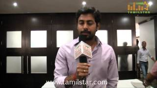 Aari Speaks at Indian Badminton Celebrity League Launch