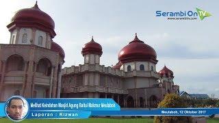 Masuk 100 Masjid Terindah di Indonesia, Ini Dia Masjid Agung Baitul Makmur Meulaboh