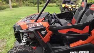 9. 2014 POLARIS RNGR RZR 1000 XP EPS LE ONLY $13990
