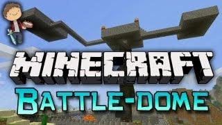 Minecraft: BATTLE-DOME Mini-Game w/Mitch&Friends! Tie-Breaker!
