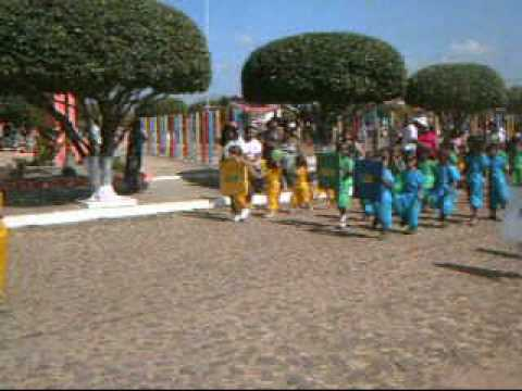 Desfile Cívico 2009