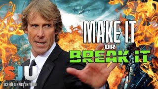 Video Is Michael Bay Actually A Good Director? - Make It Or Break It MP3, 3GP, MP4, WEBM, AVI, FLV Maret 2019