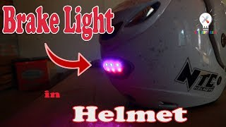 Video Cara Membuat Lampu Rem di Helm. MP3, 3GP, MP4, WEBM, AVI, FLV September 2018