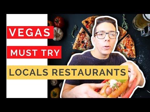 Best Restaurants in Las Vegas - MUST TRY