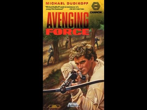 Avenging Force (1986) Movie Review