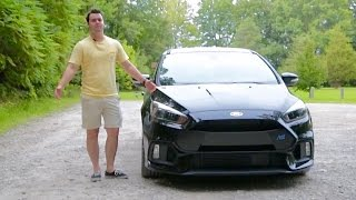 Review - 2016 Ford Focus RS! by Vehicle Virgins