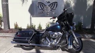 5. Used 2011 Harley Davidson FLHP Road King Police for sale