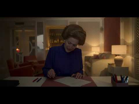 Margaret Thatcher - The Iron Lady  |  The Crown Season 4 Episode 8