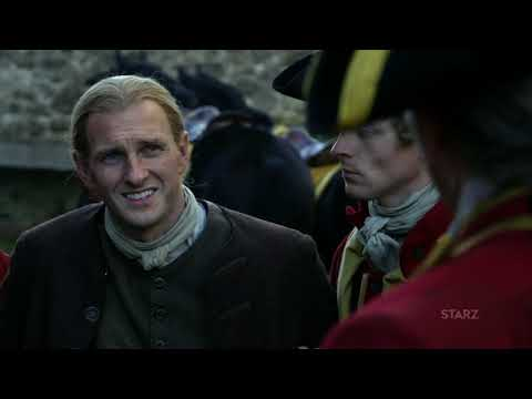 Outlander 3.02 Clip 'A Wanted Man'
