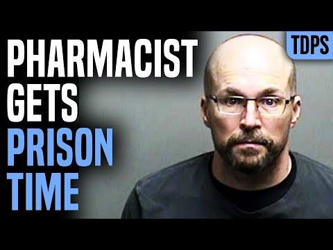 Dangerous Anti-Vax Pharmacist Gets 3 Years in Prison
