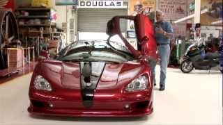 ssc 2008 SSC Ultimate Aero - Jay Leno's Garage