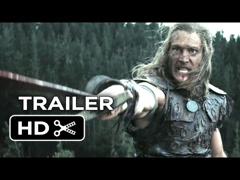 Northmen - A Viking Saga Official Trailer 2 (2015) - Viking Epic Movie HD