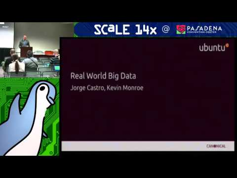Juju Big Data at SCaLE