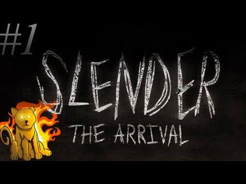 Slender The Arrival #1: Страшный графон (Mrk0tA)