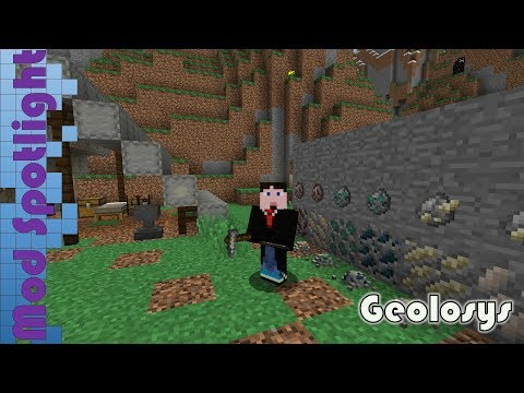 Mod Spotlight - Geolosys
