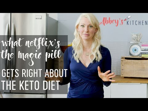 Dietitian's Thoughts on What Netflix's The Magic Pill Gets RIGHT About the Keto Diet