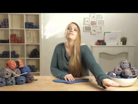 Intro: Socken stricken lernen
