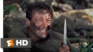 The Bridge on the River Kwai (7/8) Movie CLIP - Kill Him! Kill Him! (1957) HD