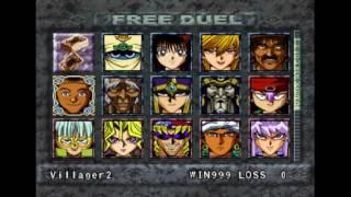 6. Yu-Gi-Oh FM MOD Beta: Electric Lizard - Villager 2