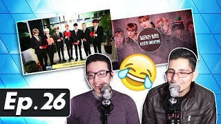 Video GUYS REACT TO BTS 'Run BTS' Ep. 26 MP3, 3GP, MP4, WEBM, AVI, FLV Agustus 2018