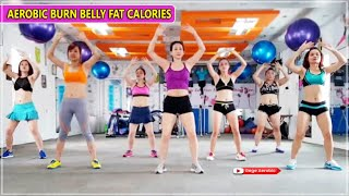 Senam Aerobic Zumba Gerakan Menurunkan Berat Badan for women class