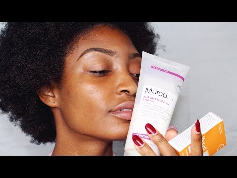 SKIN CARE ROUTINE 2016   Murad Skin Care Cosmetic Plus Review   Miss.Cameroon