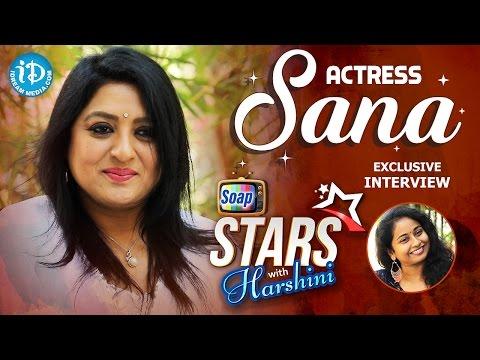 Actress Sana Exclusive Interview