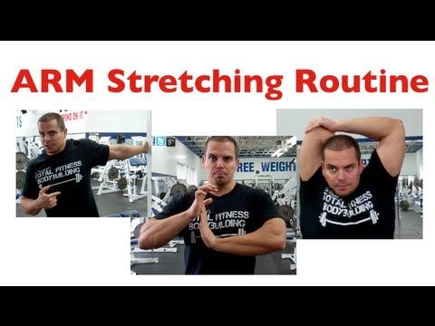 bodybuilding arm routine - Join the Total Fitness Bodybuilding