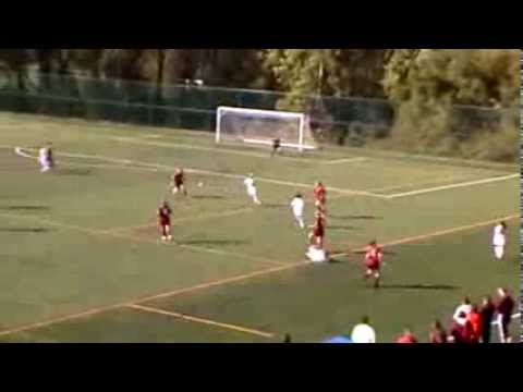 Anja Opsahl's Double OT Winner over Susquehanna - 10/26/13