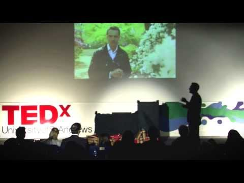 Kate Middleton is the biggest story in the world: Max Foster at TEDxUniversityofStAndrews 2013