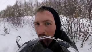 7. 2012 ski doo 800R renegade backcountry X  (Stock)