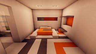 minecraft maison moderne dans une montagne by makapuchii - Chambre Moderne Minecraft