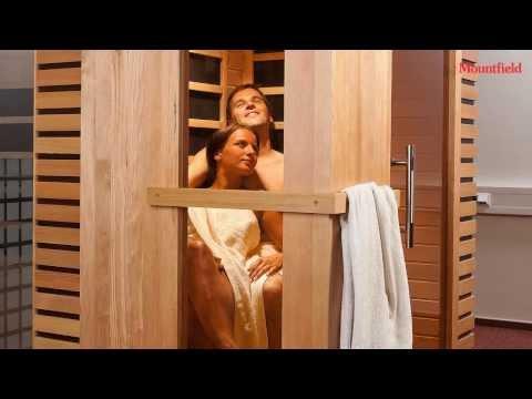 Infrasauny Mountfield (видео)