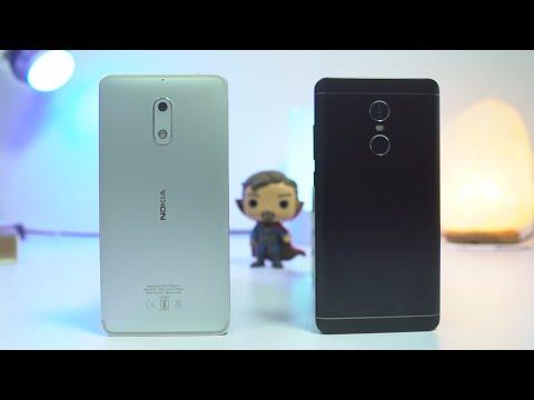 Nokia 6 vs Redmi Note 4 Speed Test