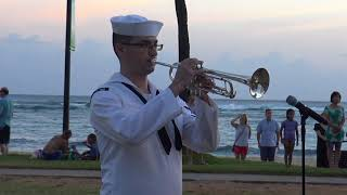 Video Multi-National Navy Band Performs Concert During RIMPAC 2018, PEARL HARBOR-HICKAM, HI, UNITED STATES MP3, 3GP, MP4, WEBM, AVI, FLV Juli 2018