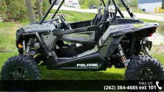 7. 2016 Polaris RZR XP 1000 EPS Titanium Matte Metallic  - A...
