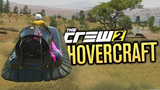 SECRET HOVERCRAFT?! | The Crew 2 Early Gameplay