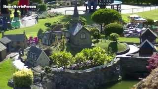 Beaconsfield United Kingdom  City pictures : Bekonscot Model Village and Railway 02.08.2015