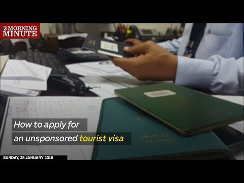 ROP has put out a three-step explainer on how one can apply for an unsponsored tourist visa to the Sultanate.