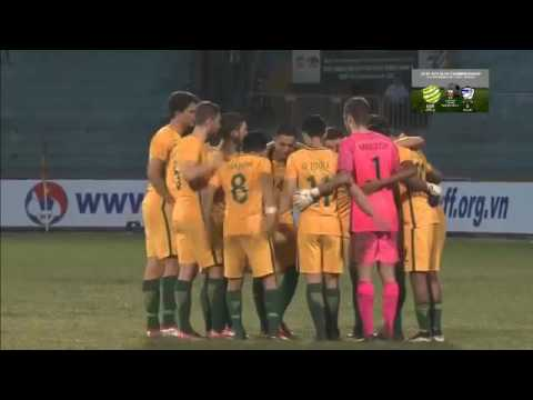 Australia U19 vs Thailand U19 final 24 09 2016