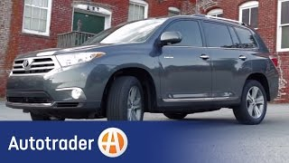 2012 Toyota Highlander - SUV | Totally Tested Review | AutoTrader.com