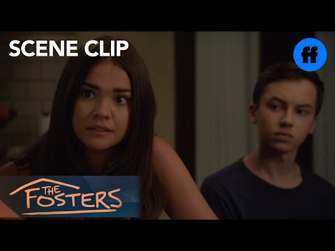 The Fosters | Season 4, Episode 10: Family Dinner | Freeform