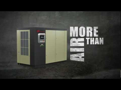 Ingersoll Rand R Series Air Compressor Quick Overview