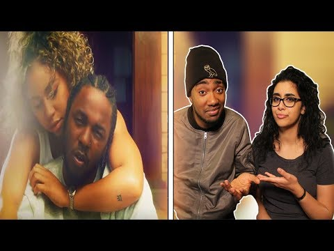 Video Kendrick Lamar - LOVE. ft. Zacari | GIRLFRIEND REACTION TO ❤ | K DOT - LOVE | (OFFICIAL MUSIC VIDEO) download in MP3, 3GP, MP4, WEBM, AVI, FLV January 2017
