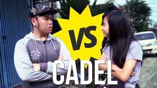 Video Ngomong R ITU GAMPANG! - CADEL VS CADEL CHALLENGE MP3, 3GP, MP4, WEBM, AVI, FLV Oktober 2017