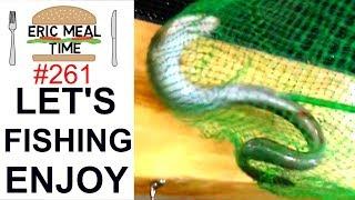 Video Let's Fishing Enjoy Restaurant Tokyo - Eric Meal Time #261 MP3, 3GP, MP4, WEBM, AVI, FLV September 2018