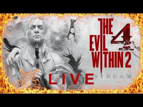 The Evil Within 2 - [#4] Финал ! (видео)