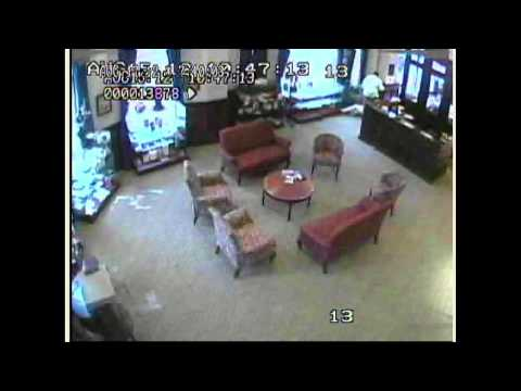 Footage - On August 15. 2012 at 10:46 a.m., Floyd Corkins entered the lobby of Family Research Council armed with a loaded semi-automatic pistol, 100 rounds of ammunit...